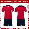 Good Quality Top Selling Custom Logo Basketball Jersey Red (ELTSJI-38)