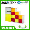 Steel Children Storage Cabinet with Lock Sf-123c