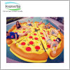 Promotional Gift Inflatable Pizza Pool Float for Swimming Pool