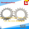 OEM Wheel Forging 18t Simplex Duplex Triplex Sprocket