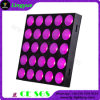 25X30W COB DMX Background Matrix Blinder LED Stage Light
