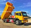 China FAW 10 Wheeler 380HP Dump Truck 20cubic