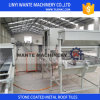 High Quality Galvalume Plate Colorful Stone Coated Metal Roof Tile Machines