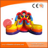 Inflatable Marble Flame Slide T4-410