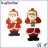 Leather PVC Santa Claus Style USB Flash Drive (XH-USB-037)
