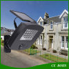 Solar High Brightness Motion Sensor LED Spotlight Solar Garden Outdoor Street Light