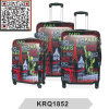 The Statue of Liberty and Londontower Printing PC Luggage Suitcase