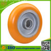 Elastic PU on Aluminum Core Wheels for Caster