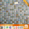 Garden and Bathroom Floor Glass Mosaic (H420106)