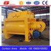 Top Sale Electric Mixing Machine Js1000 Twin Shaft Concrete Mixer