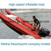2017 High Performance Aluminum or Plywood Floor High-Speed Boats Built to Race