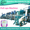 Full-Automatic High Speed Pull-UPS Machine Manufacture From China