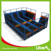 Golden Supplier Trampoline Dodgeball with Protection Fencing