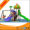 Trade Assurance Kids Outdoor Plastic Playground Equipment