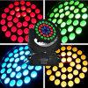 36PCS*10W LED Wash Moving Head Light