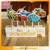 Children Car Print Beautiful Candle