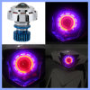 Colorful Motorcycle Square Dual Angel Eyes 12V 10W Projection Lens