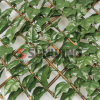 Outdoor Artificial Privacy Hedges IVY Fence Artificial Leaves