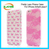 New Creative Lace Clear Transparent Phone Case for iPhone7