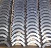 Custom Arc Shape Hard Ferrite Motor Magnet