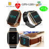Newest Design GPS Tracker Watch for Elderly People with Heart Rate Y16