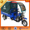 Half Semi Cabin for Three Wheeler Cargo Tricycle