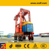 Container Stacking Rubber Tyre Cranes/Container Straddle Carrier