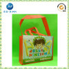 Non-Woven Woman Recycle Foldable Tote Hand Carry Shopping Bag (JP-nwb02)