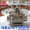 3PC Welding Floating Ball Valve