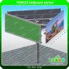 Three-Side Outdoor Advertising Steel Structure Billboard