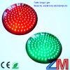 En12368 Certificated Factory Price LED Green Flashing Traffic Light Module / Traffic Light Core