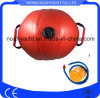 2018 Factory Made Hot Sale Inflatable PVC Yoga Ball with Handles for Sale
