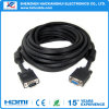1.5m VGA Cable HD 15 Pin for Projector LCD