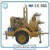 Self Priming Diesel Engine Centrifugal Sewage/Mud Pump