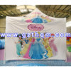 Aluminum Folding Inflatable Dome Tent/PVC Tarpaulin Trade Show Inflatable Folding Tent