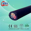 Round Flat Submersible Cable Rubber P Vc Insulated
