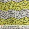 Fashion Bi-Color Cord Lace Fabric for Dresses (M3429-G)
