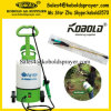 8L Capacity Trolley Garden Battery Sprayer with Wheels