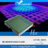 LED Stage Lighting Portable Dance Floors 3D Mirror Cheap Dance Floor
