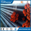 Zinc Coated ERW Black Steel Pipe Made in China