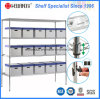 Industrial Storage Equipment NSF Heavy Duty Adjustbale Steel Warehouse Wire Rack