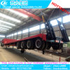 4 Axle Extendable Trailer Low Flatbed Truck Semi Trailer