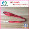 Top Quality Woven Jacquard Lanyard with Plastic Hook