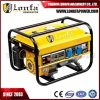 2.5kVA 6.5HP Portable Petrol Gasoline Generator Genset