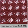 2017 New Letters Printing Red Square Cotton Scarf