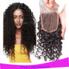 Best Selling Virgin Brazilian Human Hair Full Lace Closure Curly