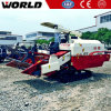 Mini Rice Harvester Machine 4lz-4.0e 88HP Combine Rates