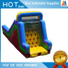 Inflatable Slide with Ball Game Net for Family Party