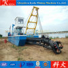 Maximum Standard Dredging Depth 10m Cutter Suction Dredger