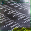 15mmx1220X2440mm Recycled Core Black Film Faced Plywood for Thailand Market